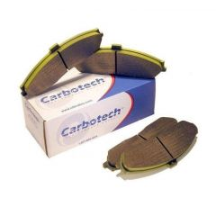 Carbotech XP10 Front Brake Pads for C7 Z51 and 5th Gen Camaro SS