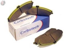 Carbotech XP10 Front Brake Pads for C7 Z06/GS w/ Iron Brakes
