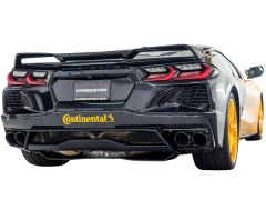Lingenfelter Extreme-S C8 Exhaust System