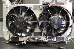 Prospeed ZR1/C6 Dual Spal Fan Shroud Kit w/ PWM Control
