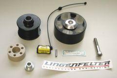 Lingenfelter C6 ZR1 LS9 Corvette Supercharger Pulley Upgrade Kit