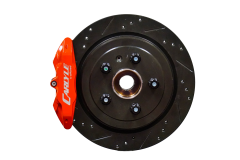Carlyle Racing C7 17 inch Conversion Kit